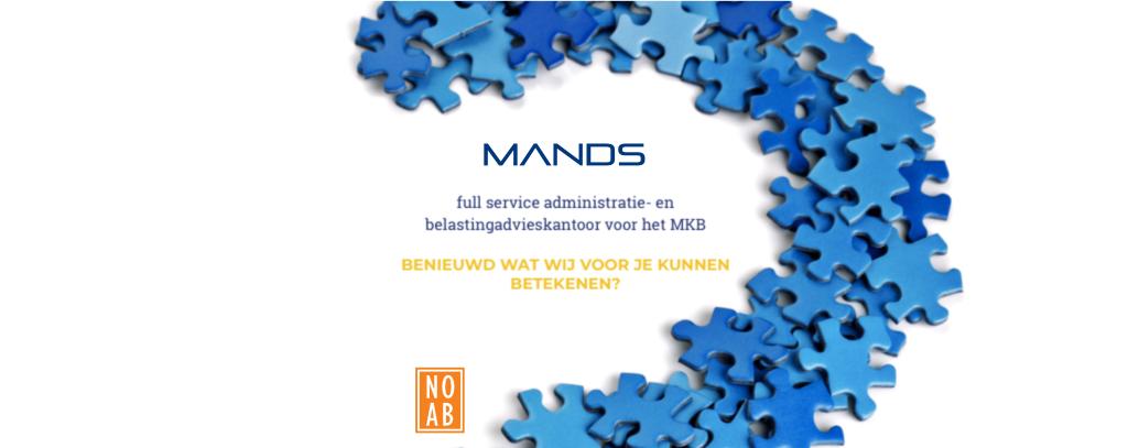MANDS, de boekhouder van Rotterdam