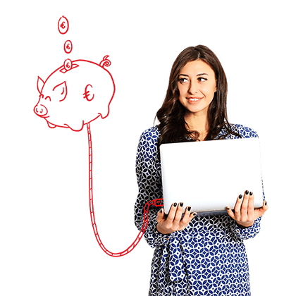 bankkoppeling realiseren via een online boekhouder